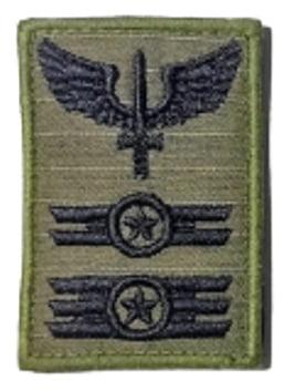 Distintivo Insígnia de Aviador para o Camuflado