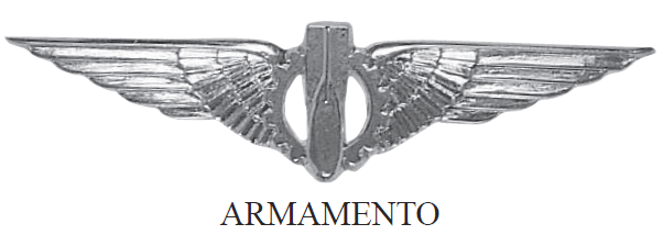 Brevê de Especialista em Armamento da Aeronáutica