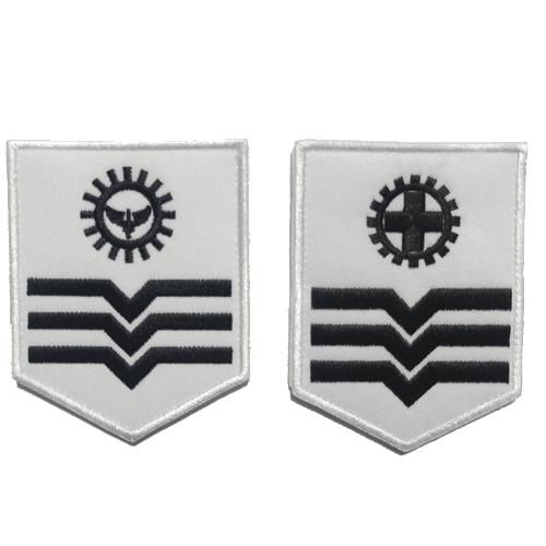 Divisa Branca para o 13º Uniforme FAB