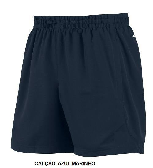 Short Azul Marinho