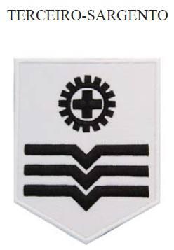 Divisa de Saúde para o 13º Uniforme