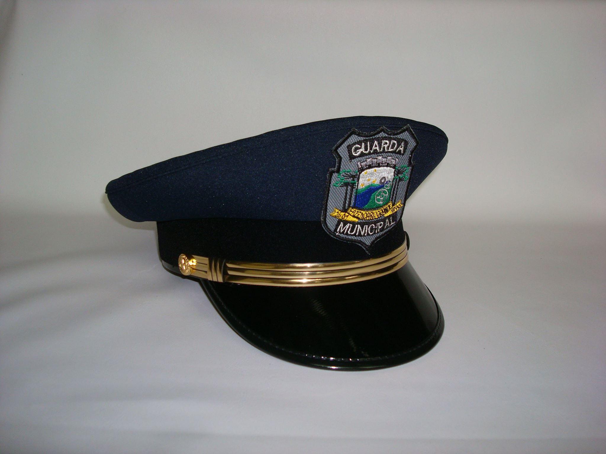 Quepe da Guarda Municipal Masculino