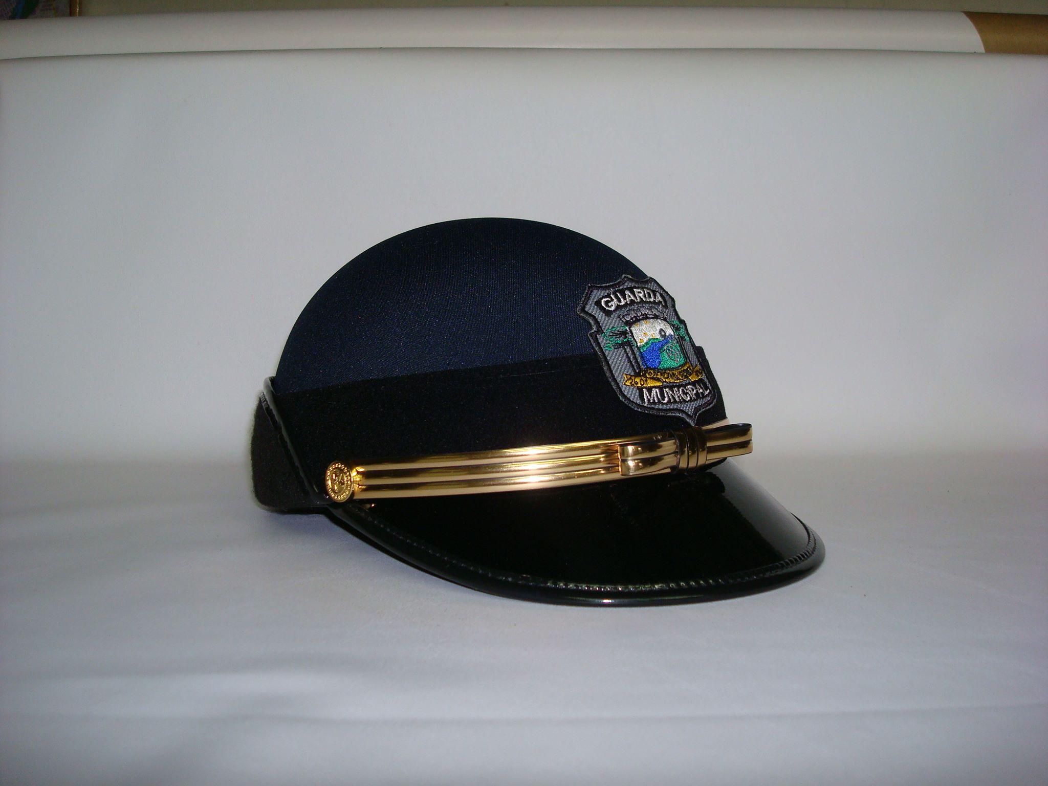 Quepe da Guarda Municipal Feminino