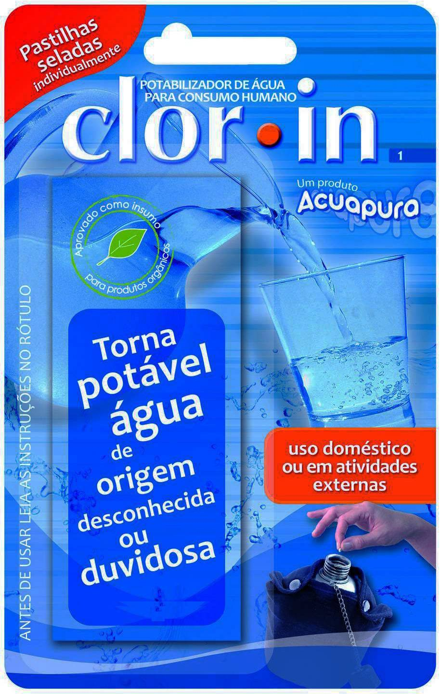 Clorin - Purificador de Água