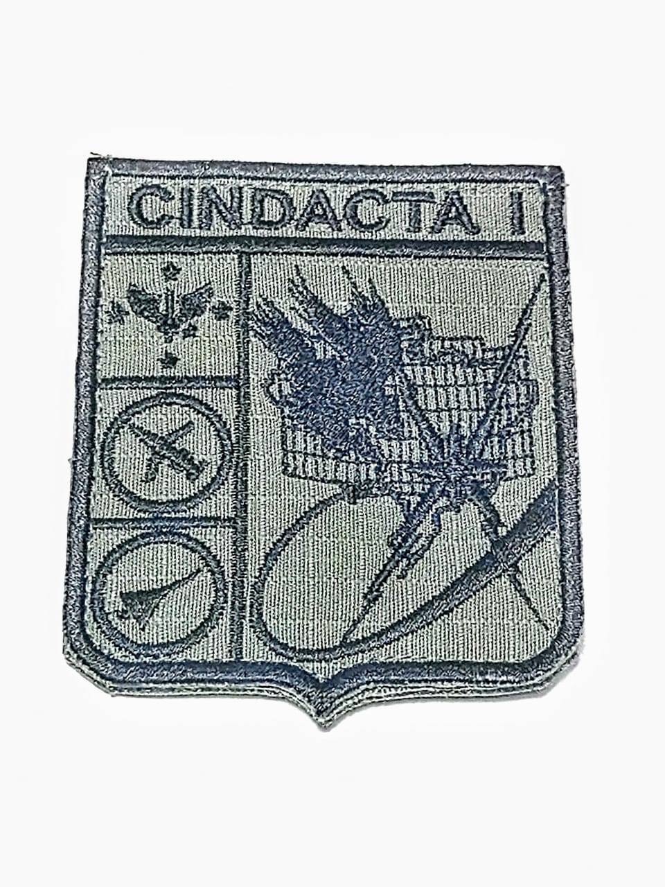 DOM CINDACTA I BORDADO