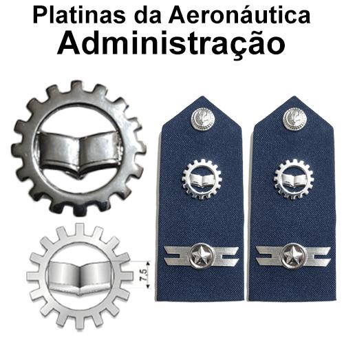 Platinas de Administração (PAR)