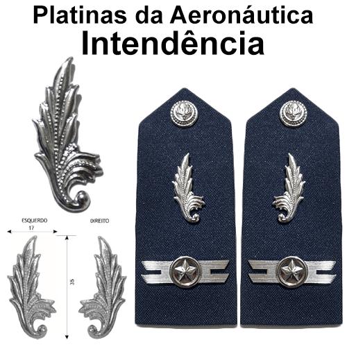 Platinas de Intendência (PAR)