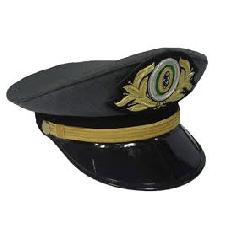Quepe Masculino com Crachá de Oficial do Exército