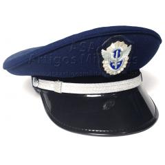 Quepe Masculino com crachá de Sargento da Aeronáutica