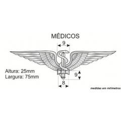 Brevê de Medicina da Aeronáutica