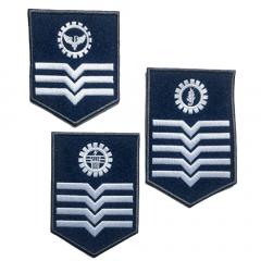 Divisa Azul para o 7º Uniforme FAB