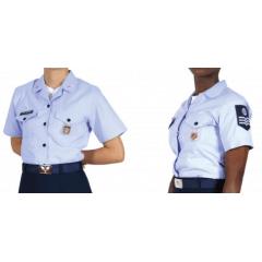 "Canícula Azul Interna Feminina - 7º Uniforme ""B"""