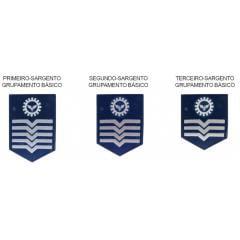 Divisa de Grupamento Básico para o 7º Uniforme