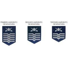 Divisa de Infantaria para o 7º Uniforme
