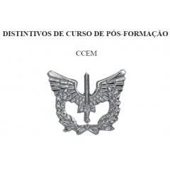 Distintivo do CCEM