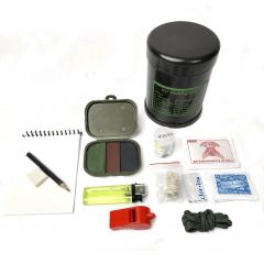 Kit para Acampamento de 6 Potes