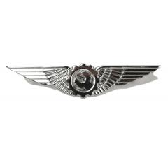 Brevê de Especialista de Infraestrutura e Metalurgia da Aeronáutica