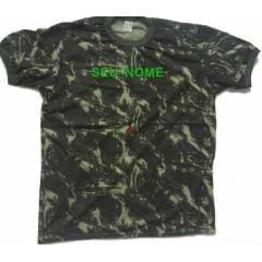 Camisa Camuflada Exército+ Nome de Guerra