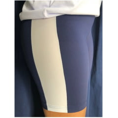 Calção Azul Marinho Feminino da Marinha