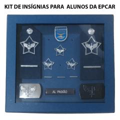 Kit de Insígnias para EPCAR