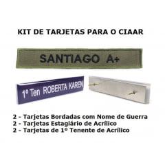 Kit de Tarjetas para o CIAAR