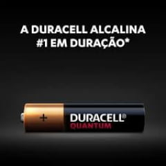 Pilha Palito AAA Duracell