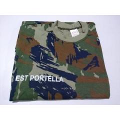 Camisa Camuflada Silkada para o CIAAR